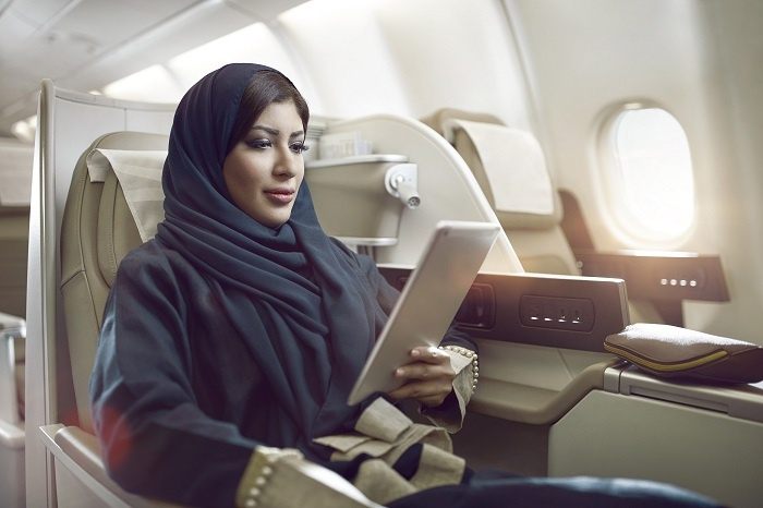 Saudi Arabian Airlines rolls out Wi-Fi across network