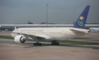 Saudia resumes direct flight to Manchester are five year hiatus