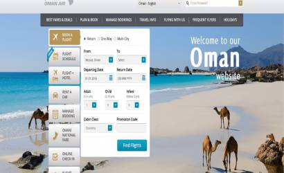 Oman Air launches dedicated Omani homepage