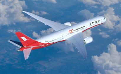 Shanghai Airlines receives first Dreamliner 787-9