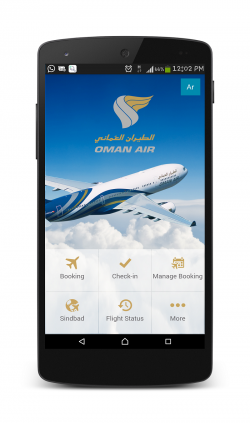 Oman Air launches Sindbad mobile app for frequent fliers