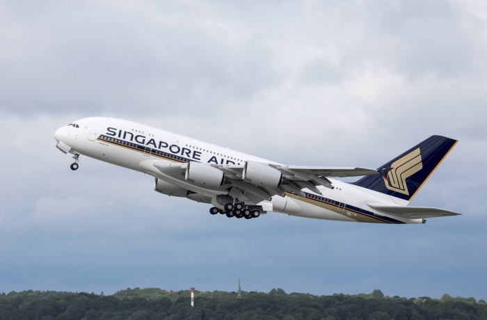 Singapore Airlines says capacity still a challenge as review proceeds