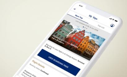 New mobile app for Singapore Airlines customers