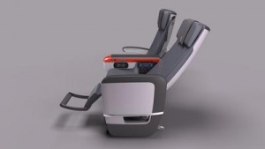 Singapore Airlines unveiles new premium economy seats