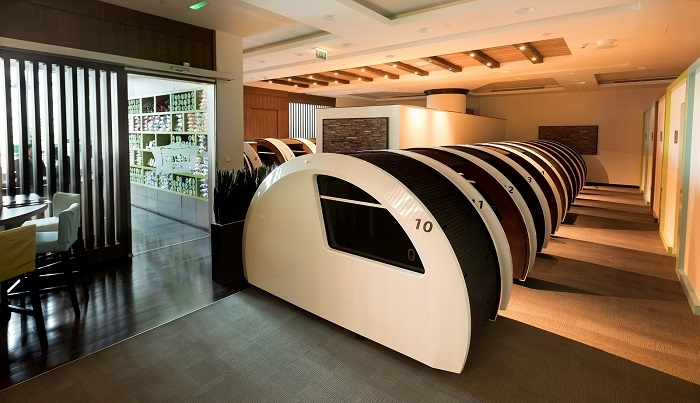 Dubai International welcomes first sleep 'n' fly lounge
