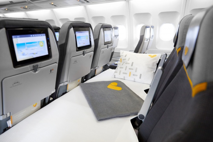 Thomas Cook rolls out Sleeper Seat on long-haul flights