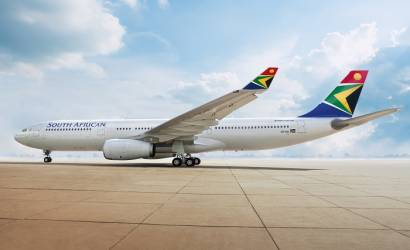 South African Airways brings A330-300 to Johannesburg-London route, cuts flight to single daily