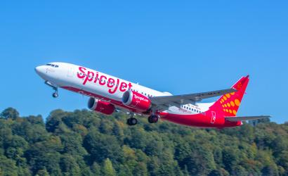 SpiceJet welcomes first Boeing 737 Max 8 to fleet