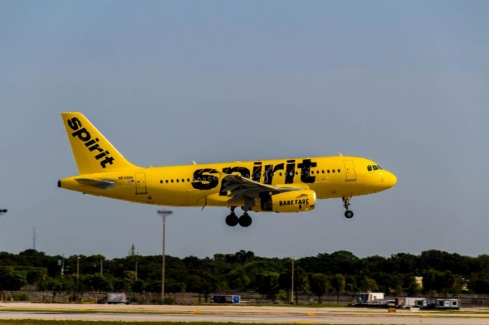 Spirt Airlines to offer new US Virgin Islands connection from Orlando