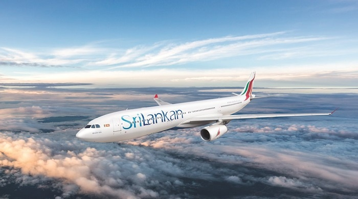 SriLankan Airlines lands in Hong Kong for first time