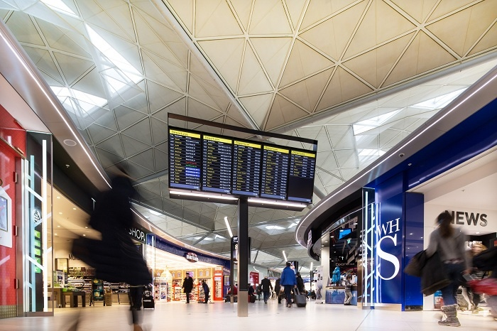Record January figures for London Stansted