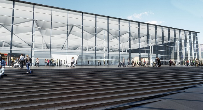 London Stansted Airport receives planning permission for new arrivals building