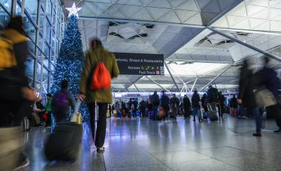 Brits preparing for record Christmas getaway