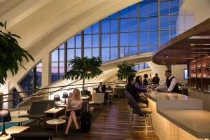 New lounge for Star Alliance at LAX