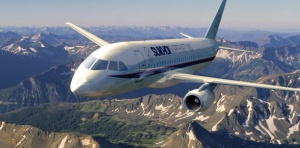 Sky Aviation takes delivery of first Sukhoi Superjet 100