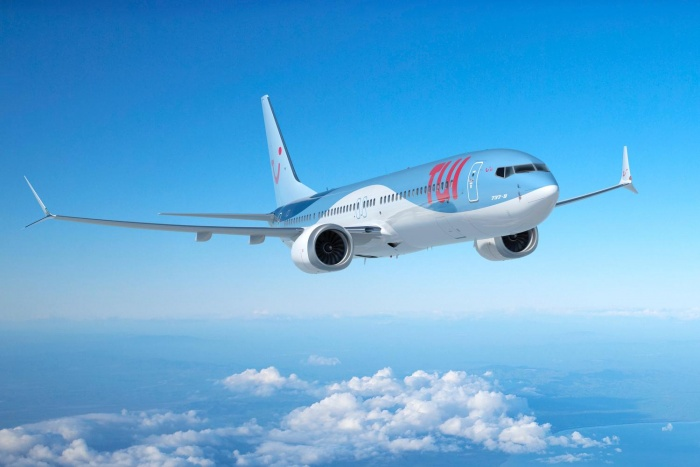 TUI to welcome first 737 MAX 8 to European fleet