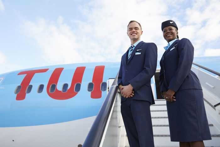 TUI Airways cabin crew join NHS fight against coronavirus