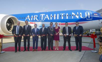 Air Tahiti Nui welcomes first Boeing Dreamliner