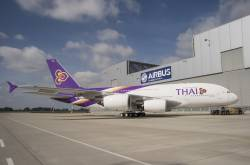 New A380 routes confirmed by Thai Airways