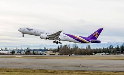 Thai reaches Boeing milestone with latest delivery