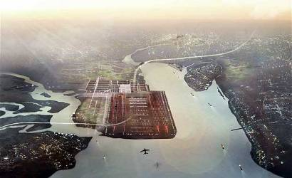UK government to look at Thames Estuary Airport plans