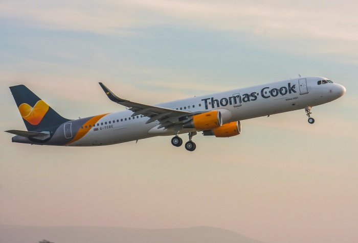 Thomas Cook seeks bankruptcy protection in United States