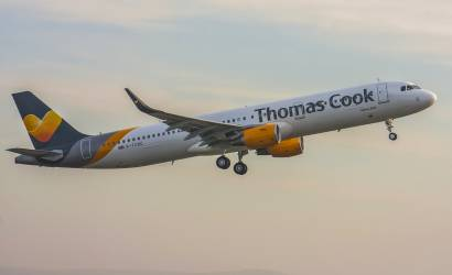 Thomas Cook Airlines increases capacity from Bristol for summer 2018