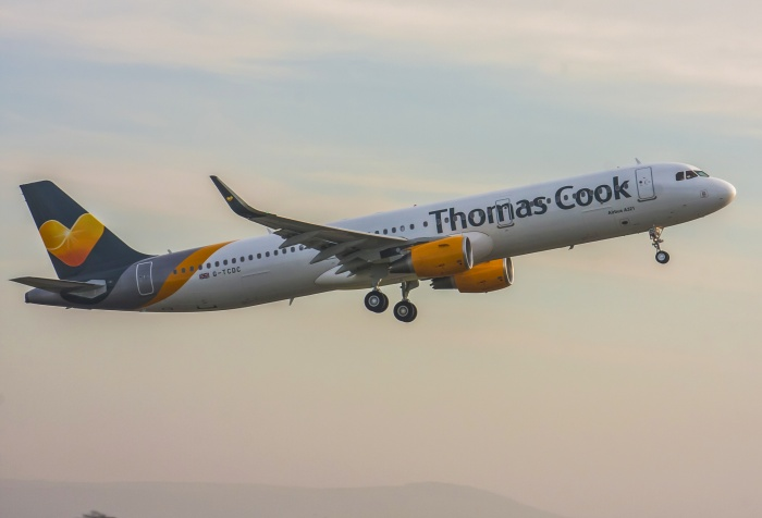 Thomas Cook close to securing £900m recapitalisation from investors
