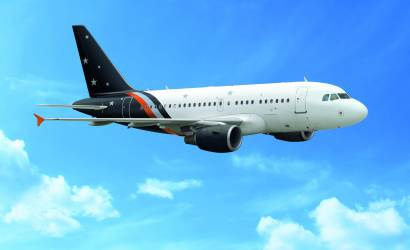 Titan Airways welcomes all-business A318 to fleet