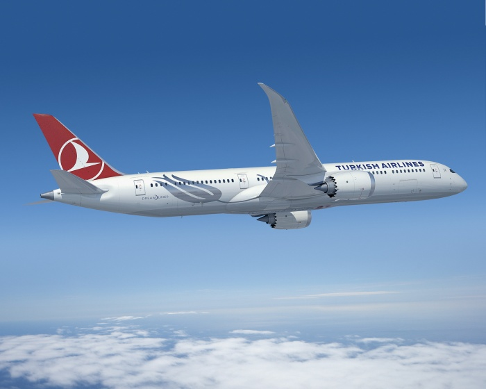 Turkish Airlines signs 40 Dreamliner deal with Boeing