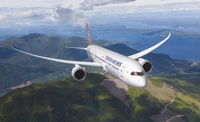 Turkish Airlines flies into Mexico with new route