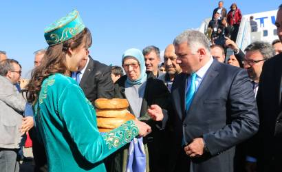 Turkish Airlines launches new flight to Samarkand, Uzbekistan