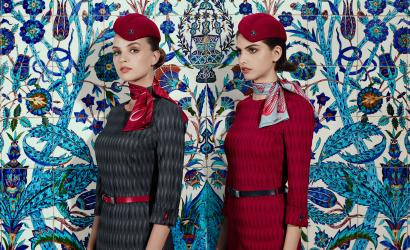 Turkish Airlines unveils new cabin crew uniforms