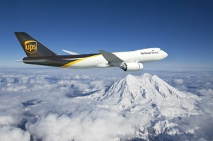 UPS orders 14 747-8 Freighters from Boeing