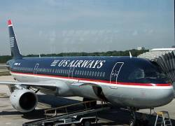 US Airways reports record March load factor