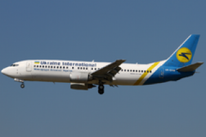 Ukraine Airlines launches Kiev-Istanbul flights