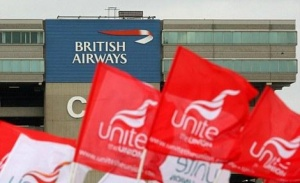 BA faces Easter and Royal Wedding strike threat