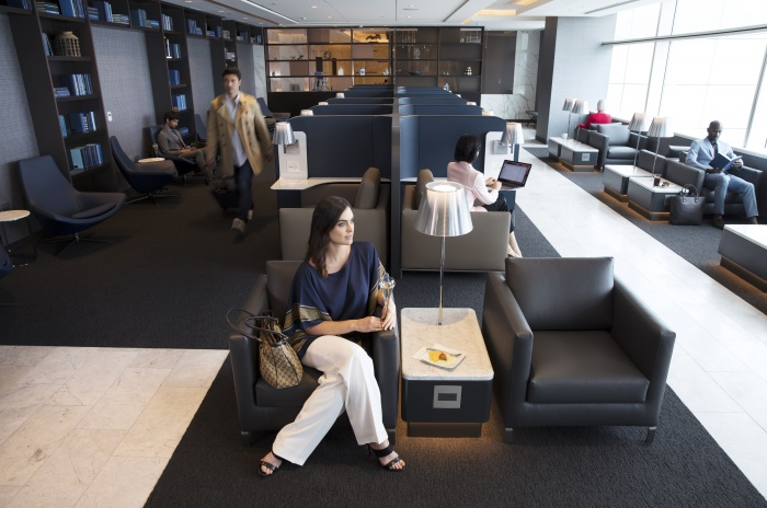 United Airlines unveils Polaris lounge at San Francisco International Airport