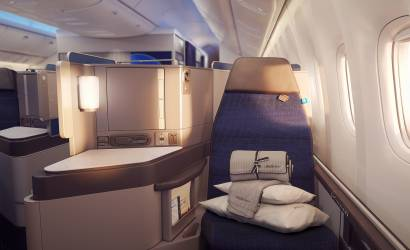 United begins Polaris business class roll out