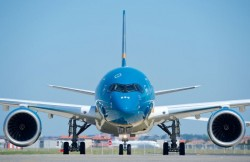 Vietnam Airlines welcomes new A350 XWB to fleet