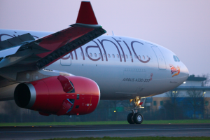 Virgin Atlantic takes guests on Upper Class flight with Windows 10
