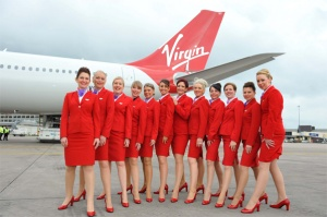 UK's 'most attractive airline staff' revealed