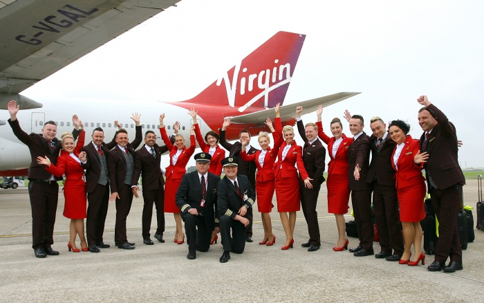 Virgin Atlantic launches summer season at Belfast International