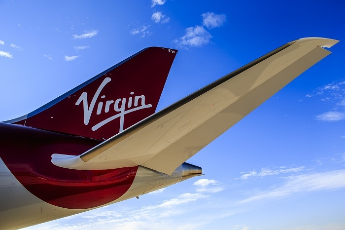 Virgin Atlantic takes off for Barbados from London Heathrow