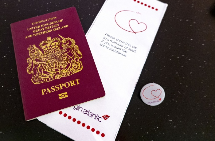 Virgin Atlantic launches hidden disabilities scheme