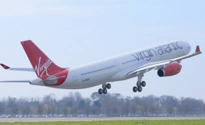 Check your Virgin Atlantic flight status via Twitter