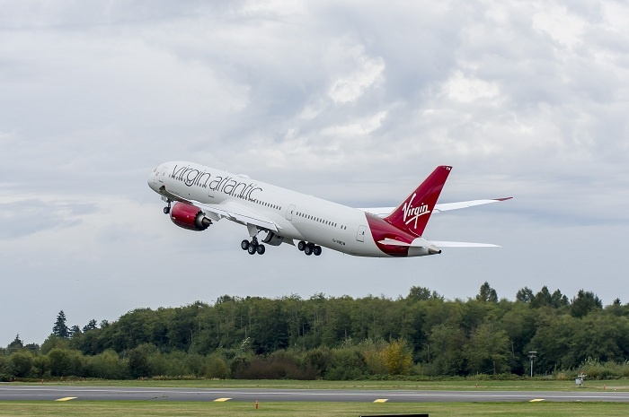 Virgin Atlantic slips into red for financial 2017