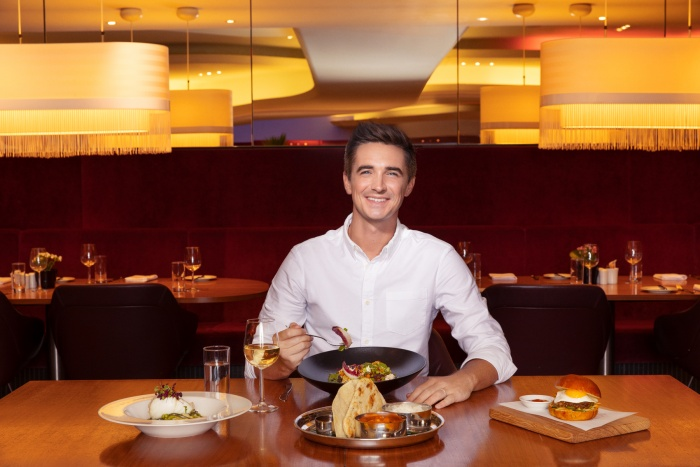 Virgin Atlantic partners with Donal Skehan for new culinary