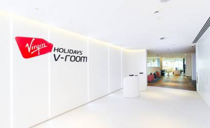 Virgin Holidays welcomes v-room lounge to Gatwick