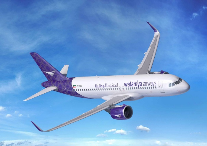 Farnborough 2018: Wataniya Airways secures 25 Airbus A320neo planes